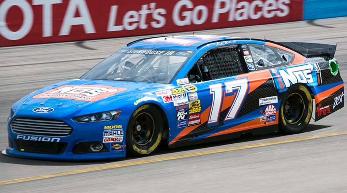 No. 17 Ricky Stenhouse Jr.
