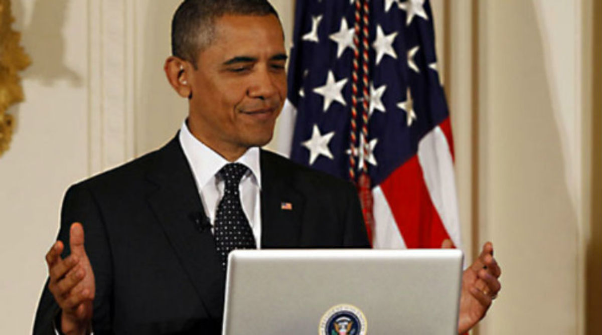 Chicago Cubs Call Out President Obama For Not Following Them On Twitter
