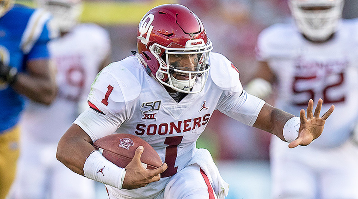 Top 5 College Football Games in Baylor vs. Oklahoma Series History