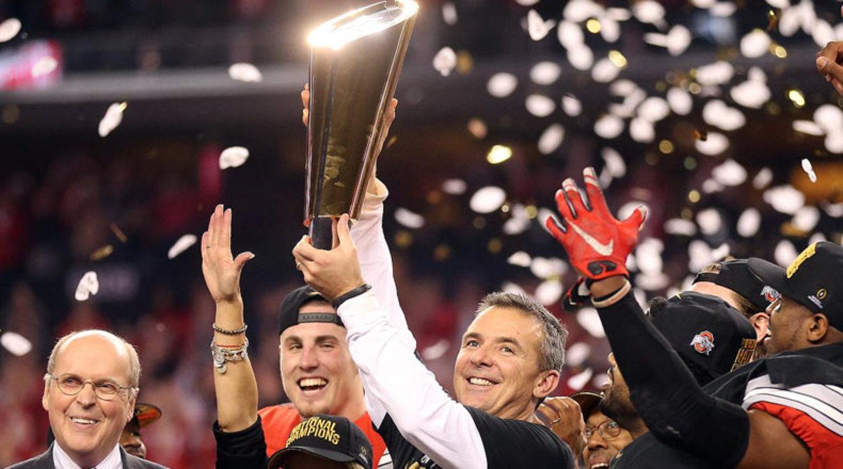 Ohio State 2014 national championship