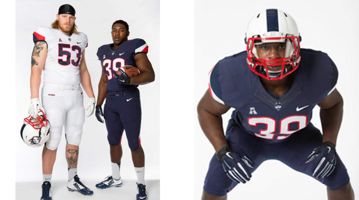 UConn Huskies New Uniforms 2015