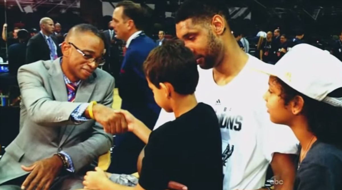 ESPN's NBA Finals Tribute to Stuart Scott Will Melt Your Heart