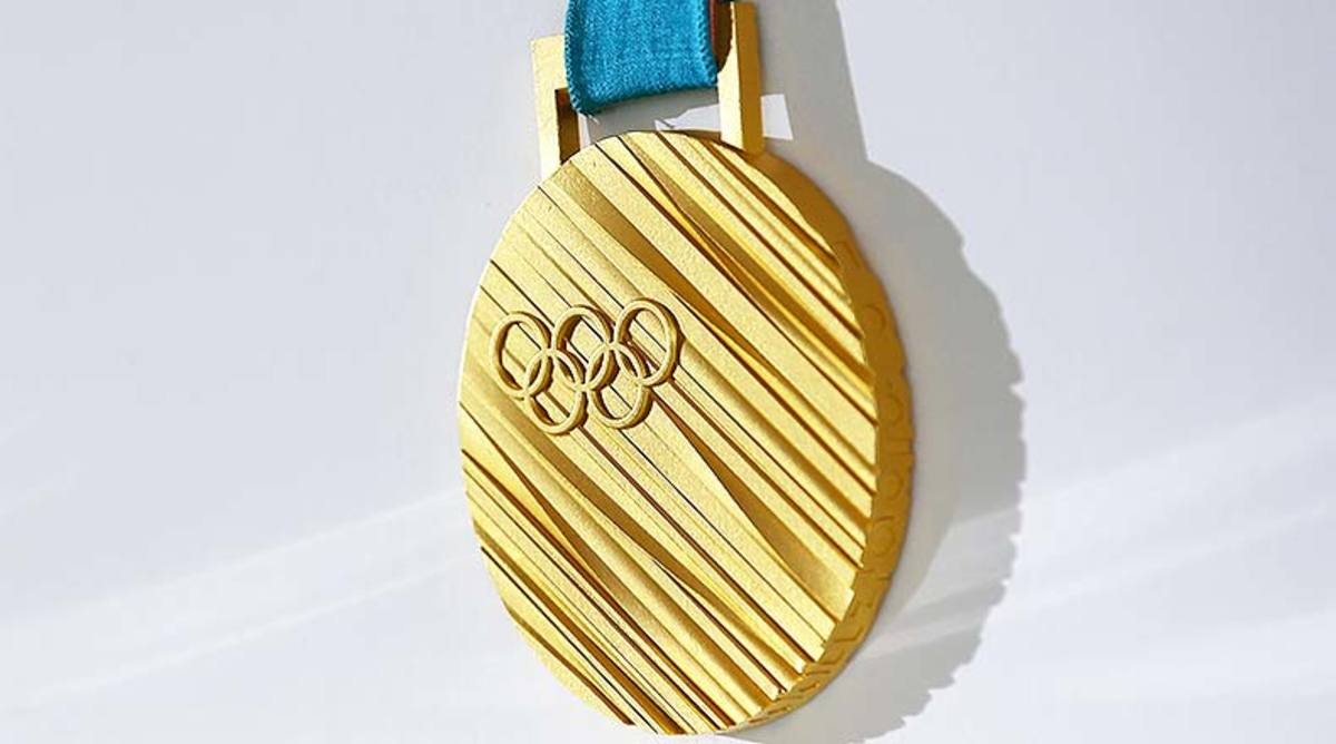 Is an Olympic Gold Medal Actually Made of Gold?