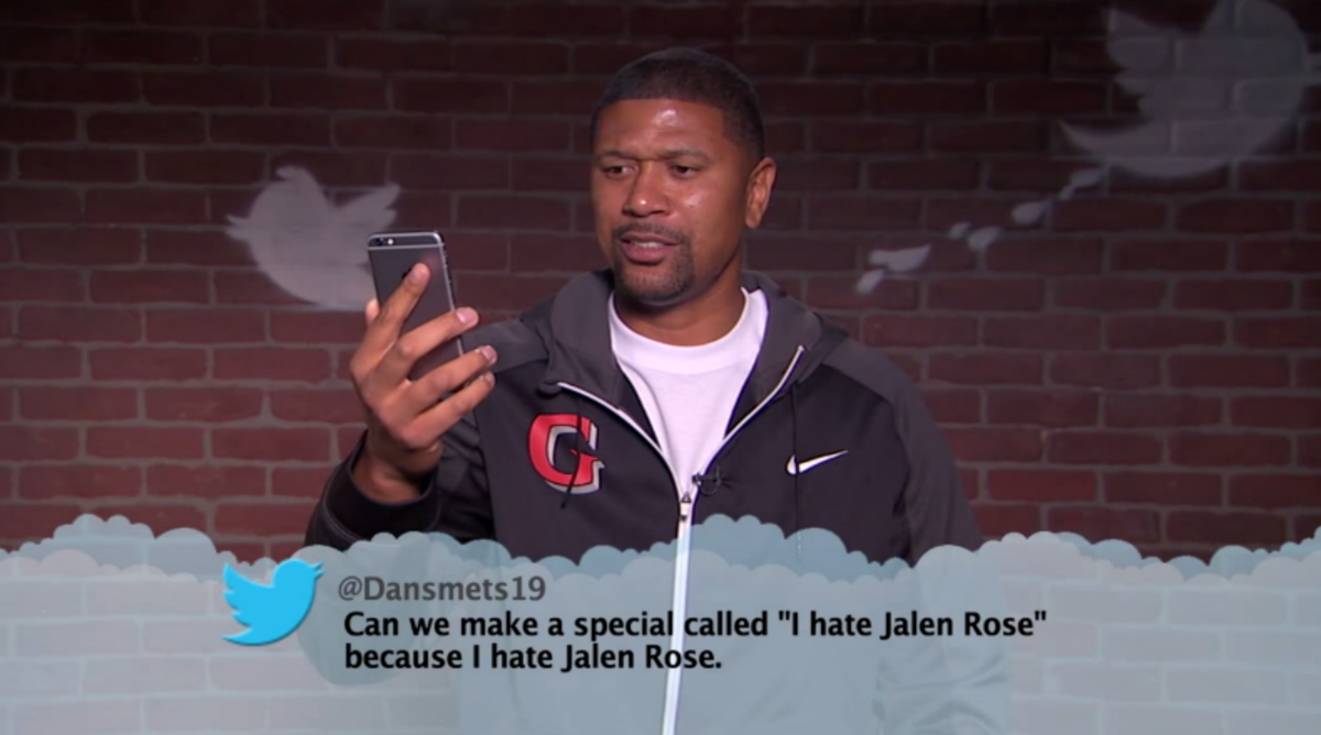 Jimmy Kimmel Releases an NBA Finals Edition of 'Mean Tweets'