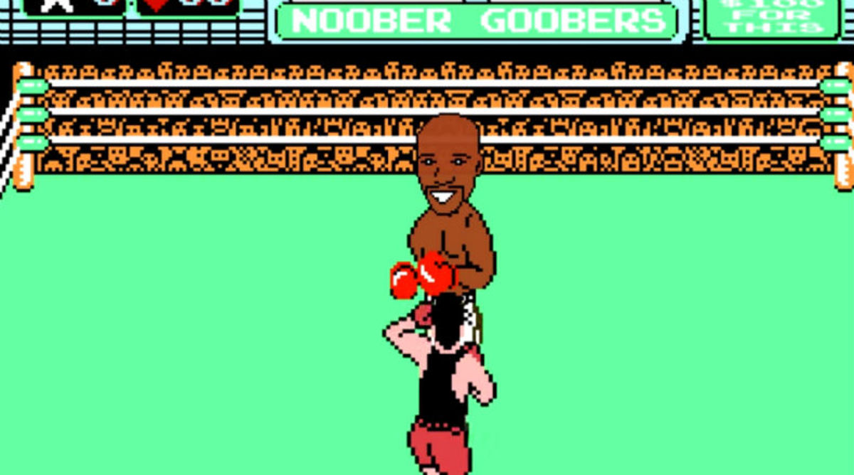 Floyd Mayweather vs. Manny Pacquiao Fight Gets 'Punch-Out' Treatment