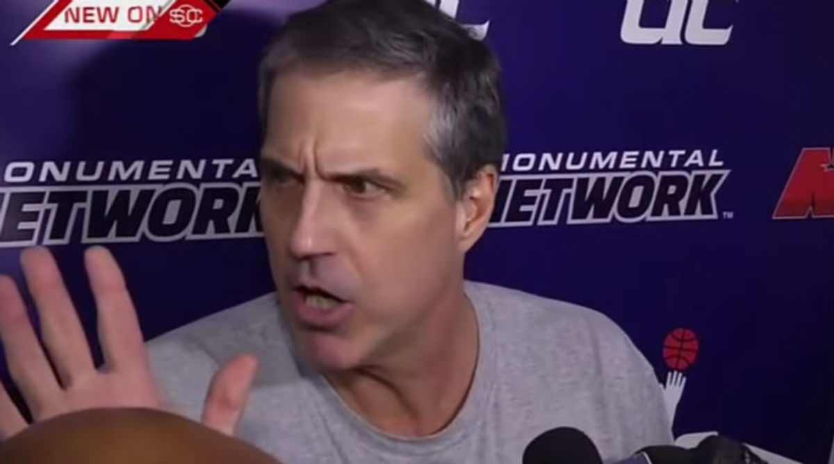 Wizards Coach Randy Wittman