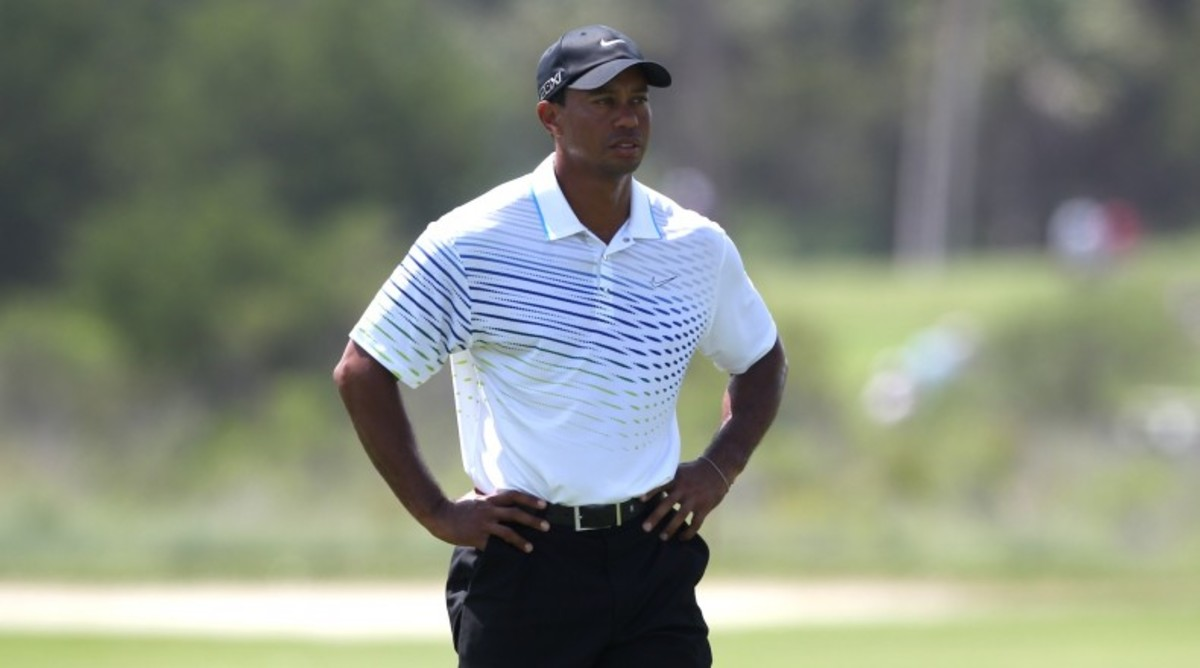Who Will Tiger Woods Date Next?