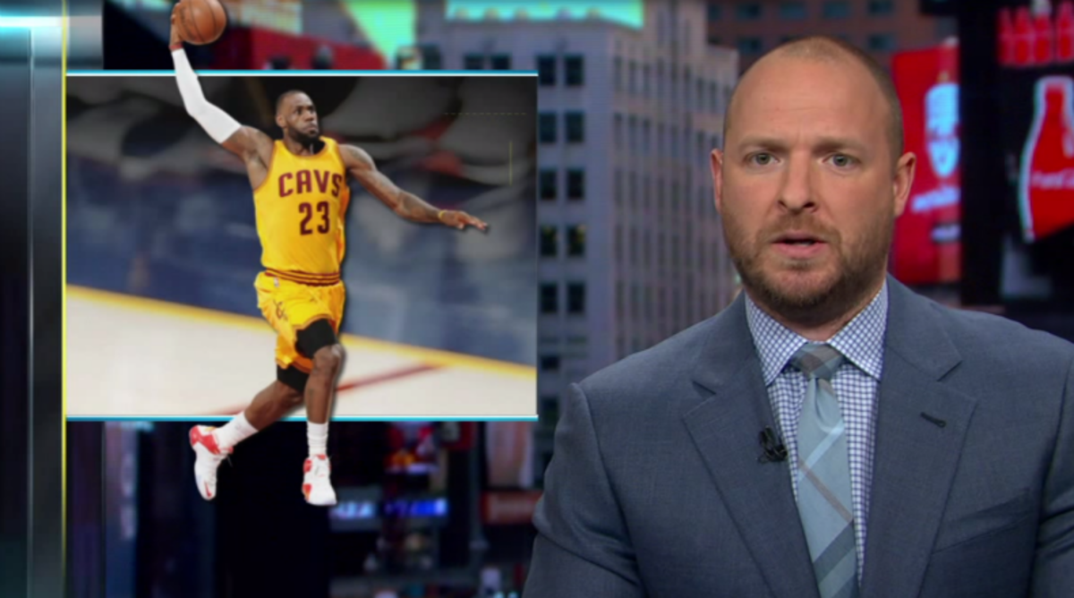 Ryen Russillo Goes After LeBron James Haters