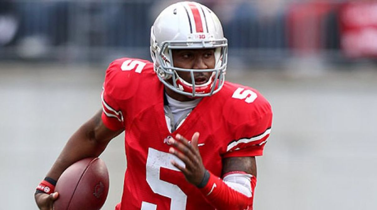 Braxton Miller Says He's Staying With Ohio State
