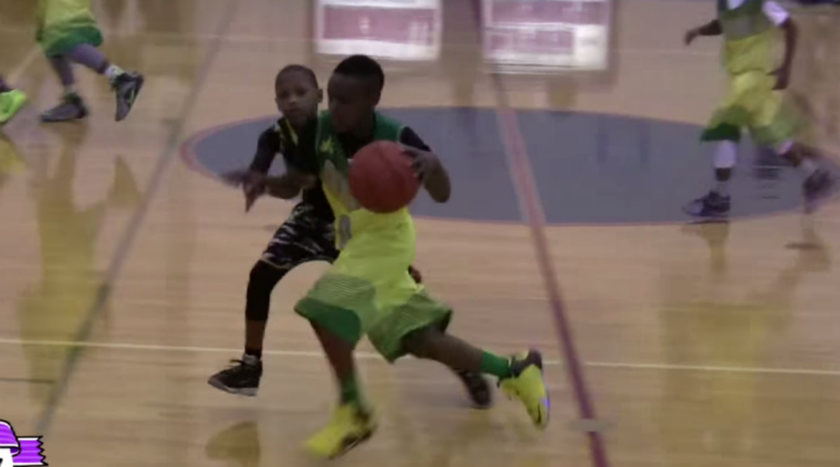 Like Father Like Son: LeBron James Jr. Leads His Team to a Championship
