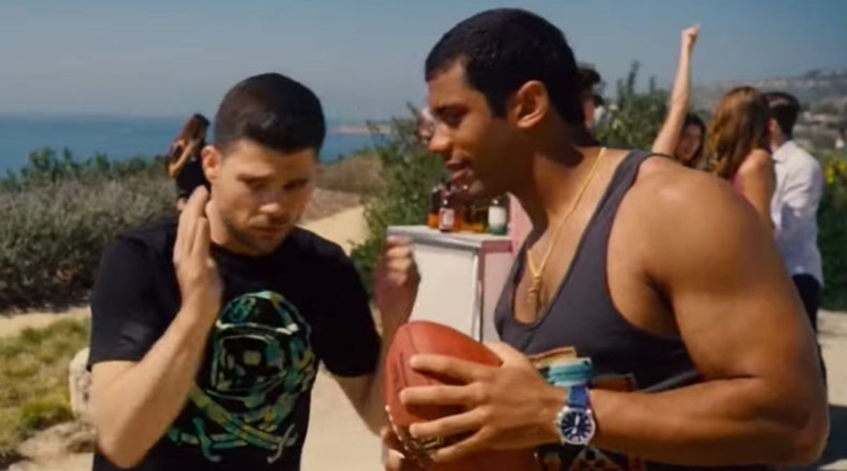 VIDEO: Sneak Peek of Russell Wilson's 'Entourage' Cameo