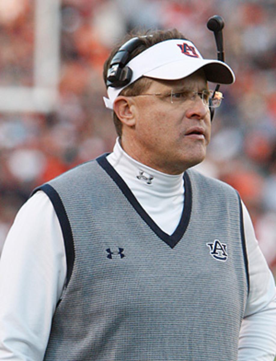 Auburn coach
