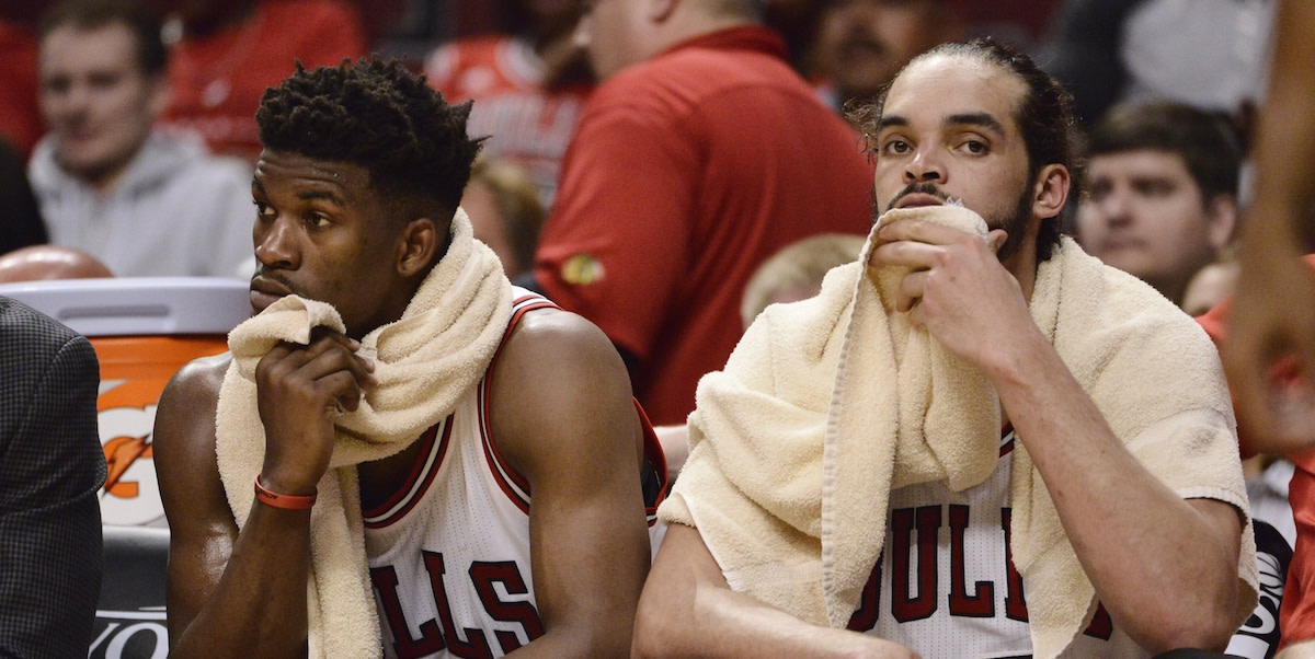 After falling to LeBron again, the Chicago Bulls face a complex future