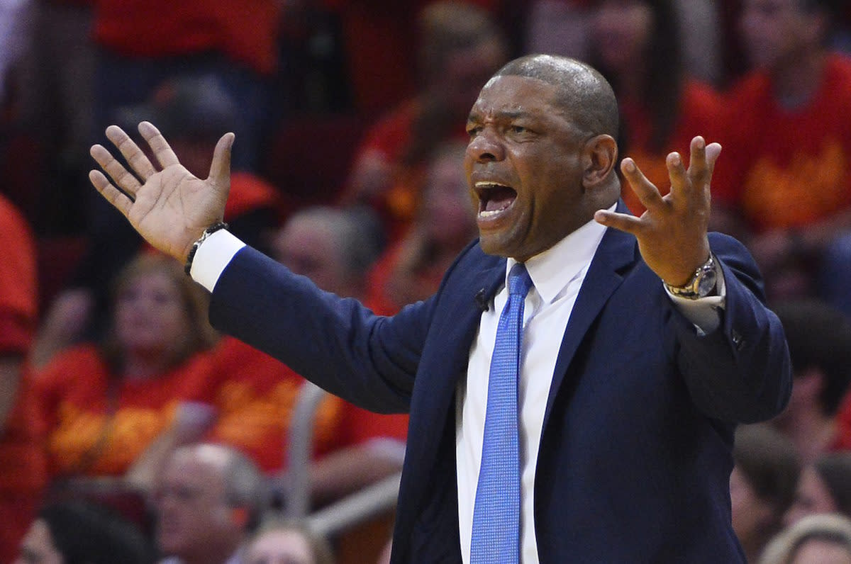 This historical loss is a condemnation of Doc Rivers as a general manager.