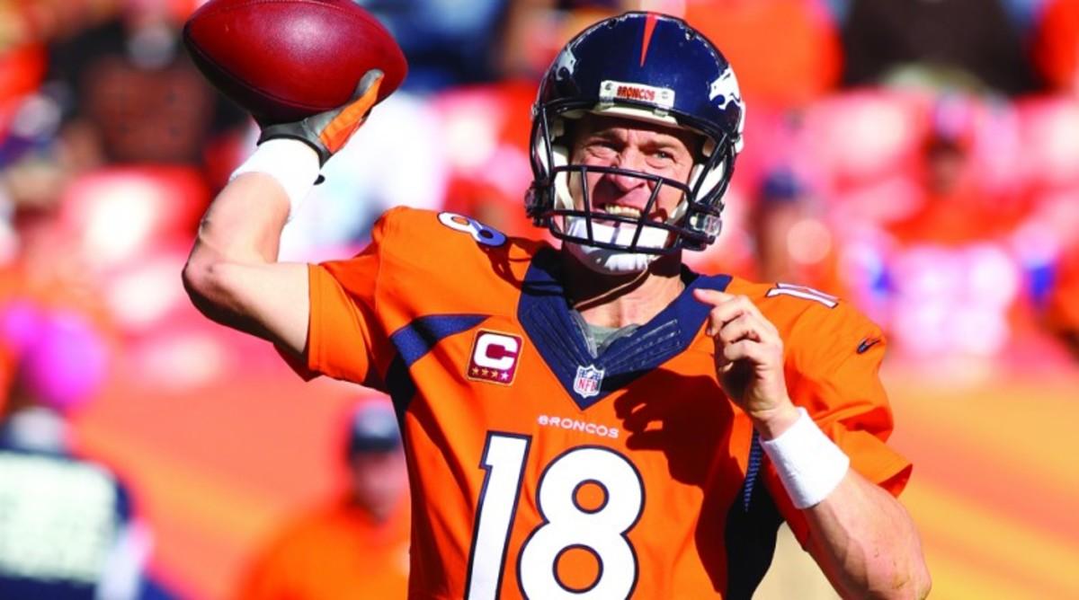 break Peyton Manning's career record for TD passes?