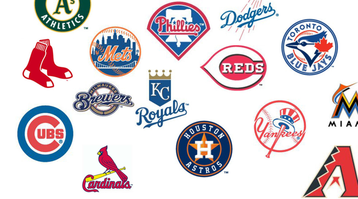 Ranking the Best and Worst MLB Logos