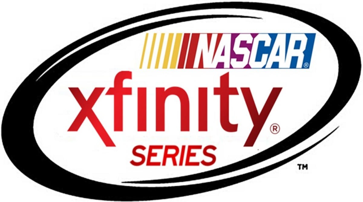 2016 NASCAR XFINITY Series Schedule