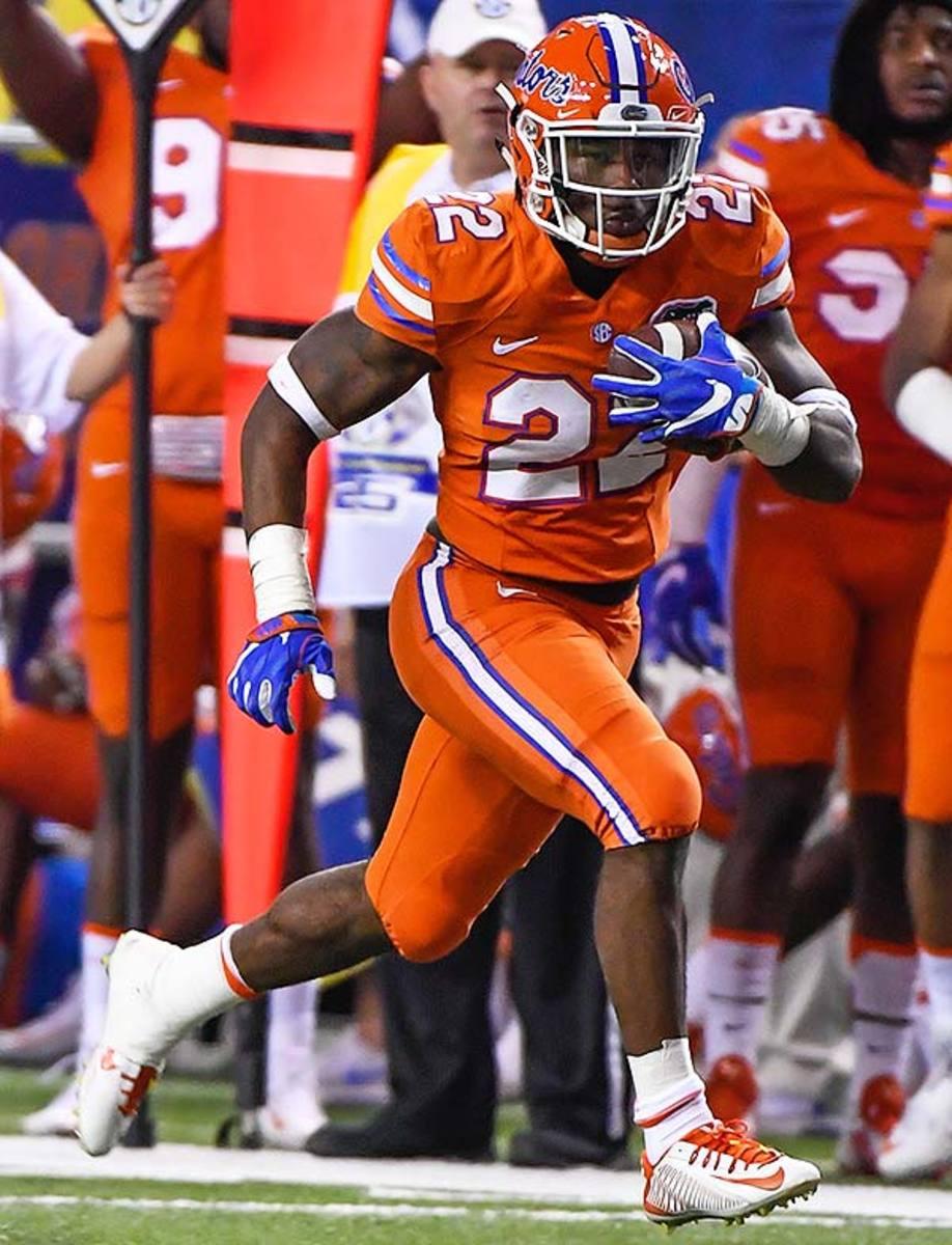Florida Gators RB Lamical Perine