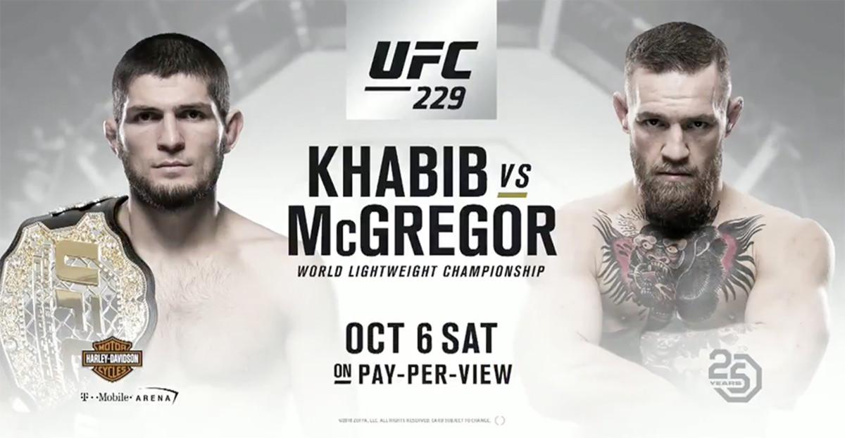 Conor McGregor Net Worth: vs Khabib