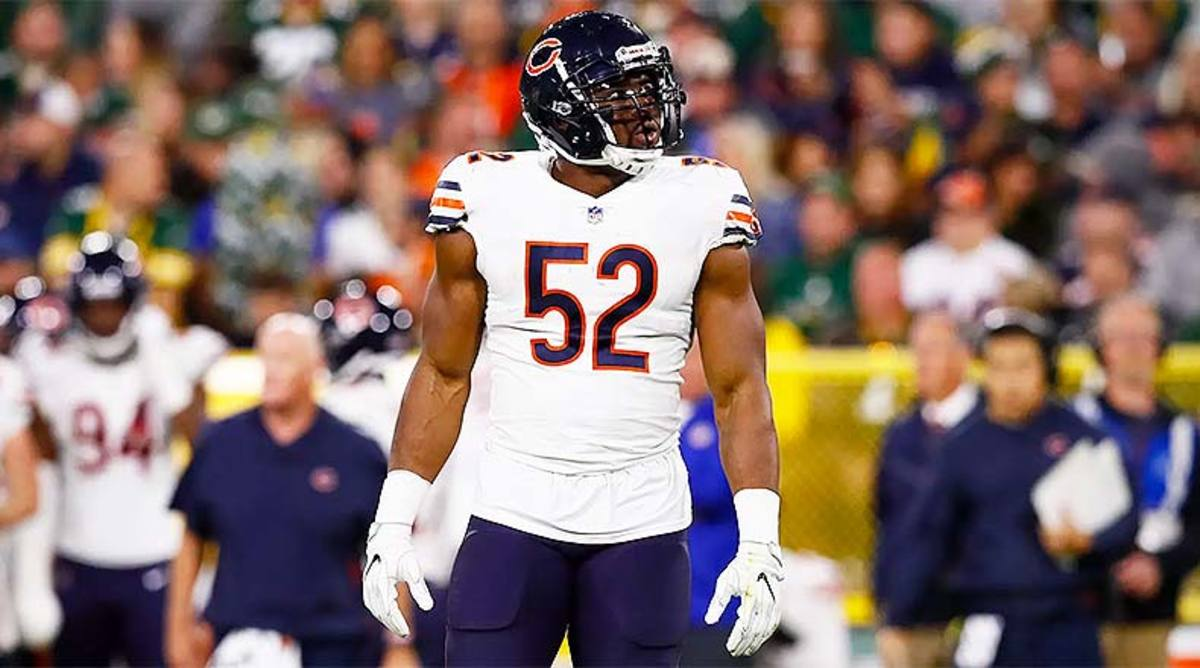 Khalil Mack: 5 Adjustments Chicago Bears Need to Make Before Playing the Seattle Seahawks