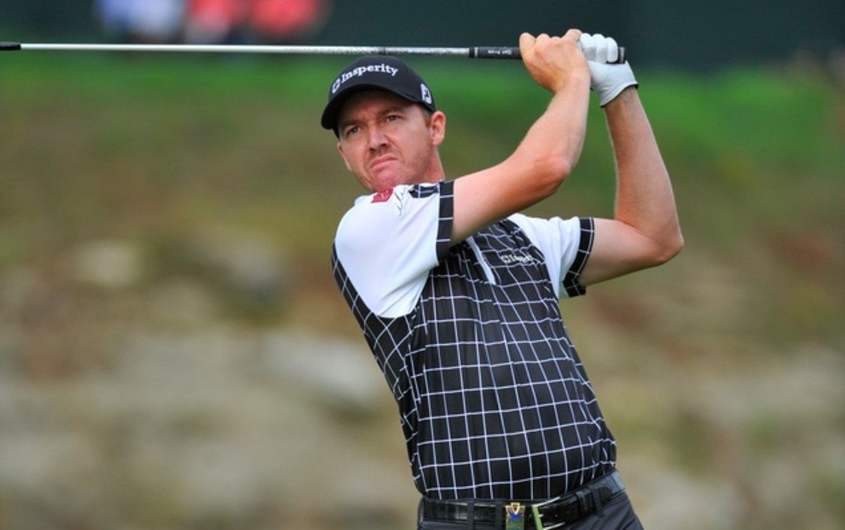 Jimmy Walker is a great pick for your DraftKings' golf lineup