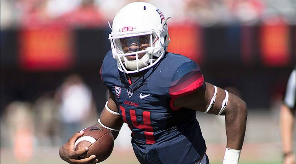 Seven-Step Drop: Khalil Tate Headlines 2018 All-Underachiever team, Ed Orgeron captains All-Overachievers