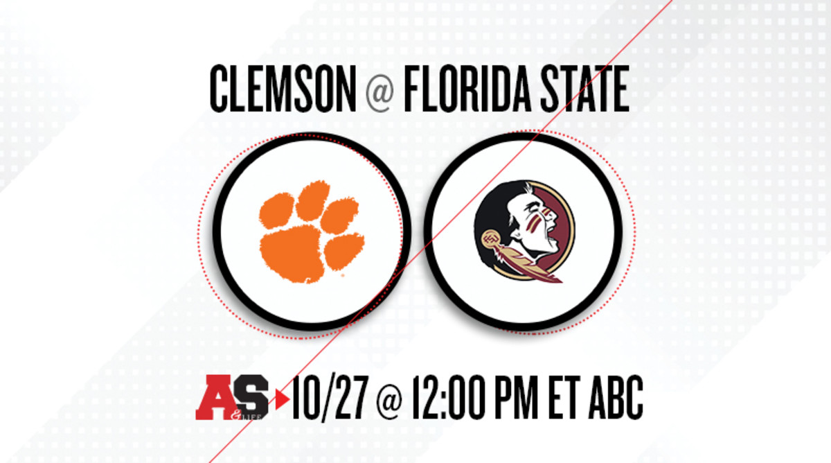 Clemson Tigers vs. Florida State Seminoles Prediction and Preview