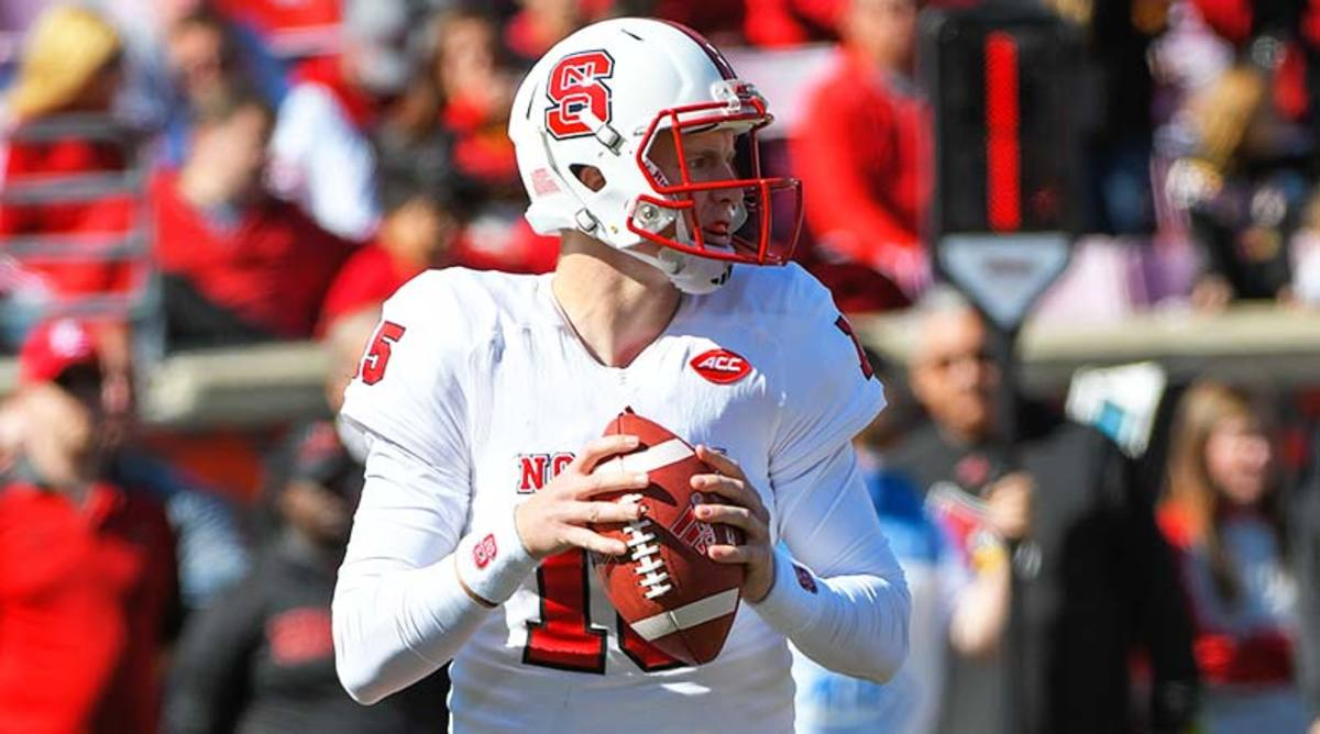 Ryan Finley, NC State Football