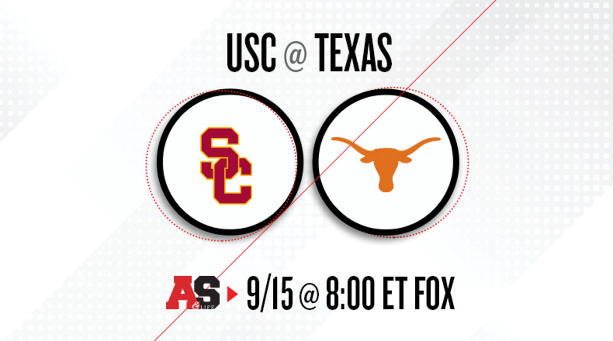 USC Trojans vs. Texas Longhorns Prediction and Preview