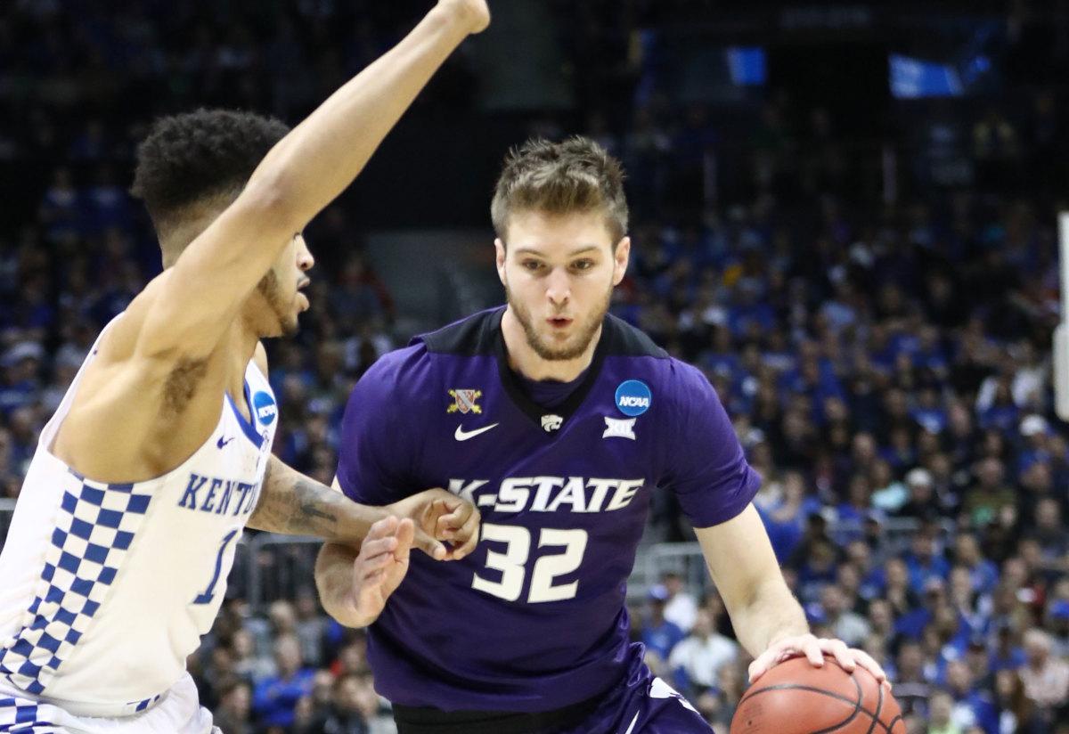 Kansas State Basketball: Dean Wade