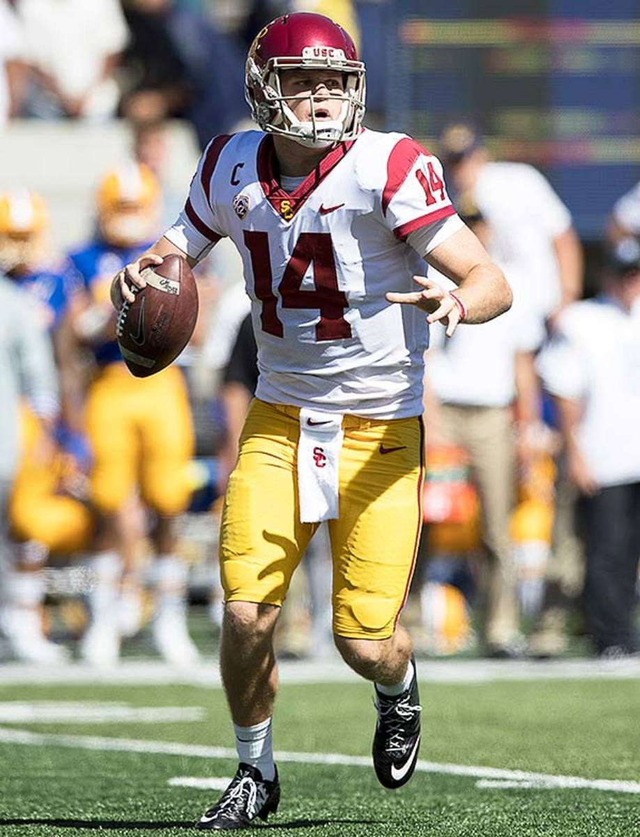 USC Trojans QB Sam Darnold