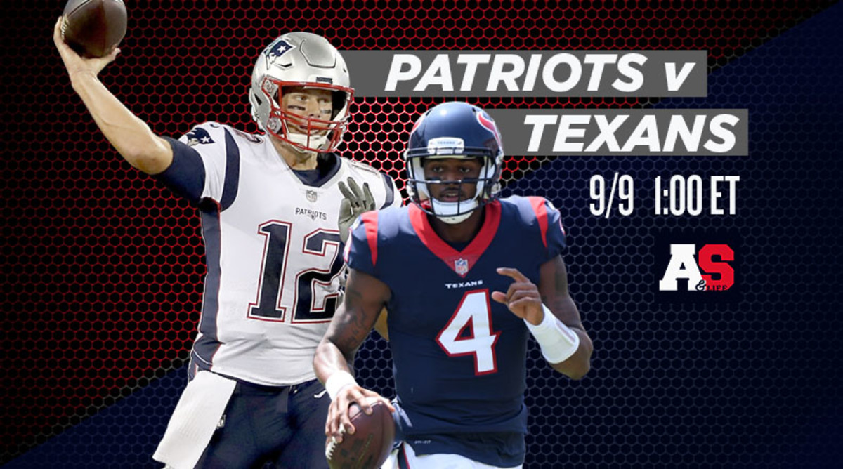 Houston Texans vs. New England Patriots Prediction and Preview