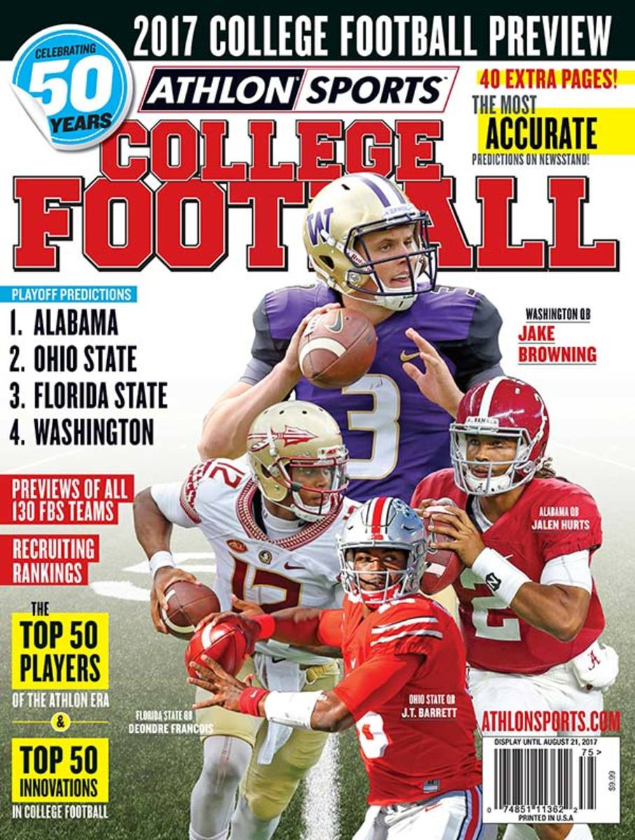 Air Force Football/National College Football Magazine