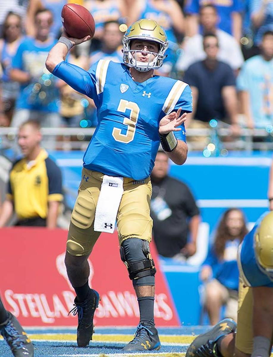 UCLA QB Josh Rosen