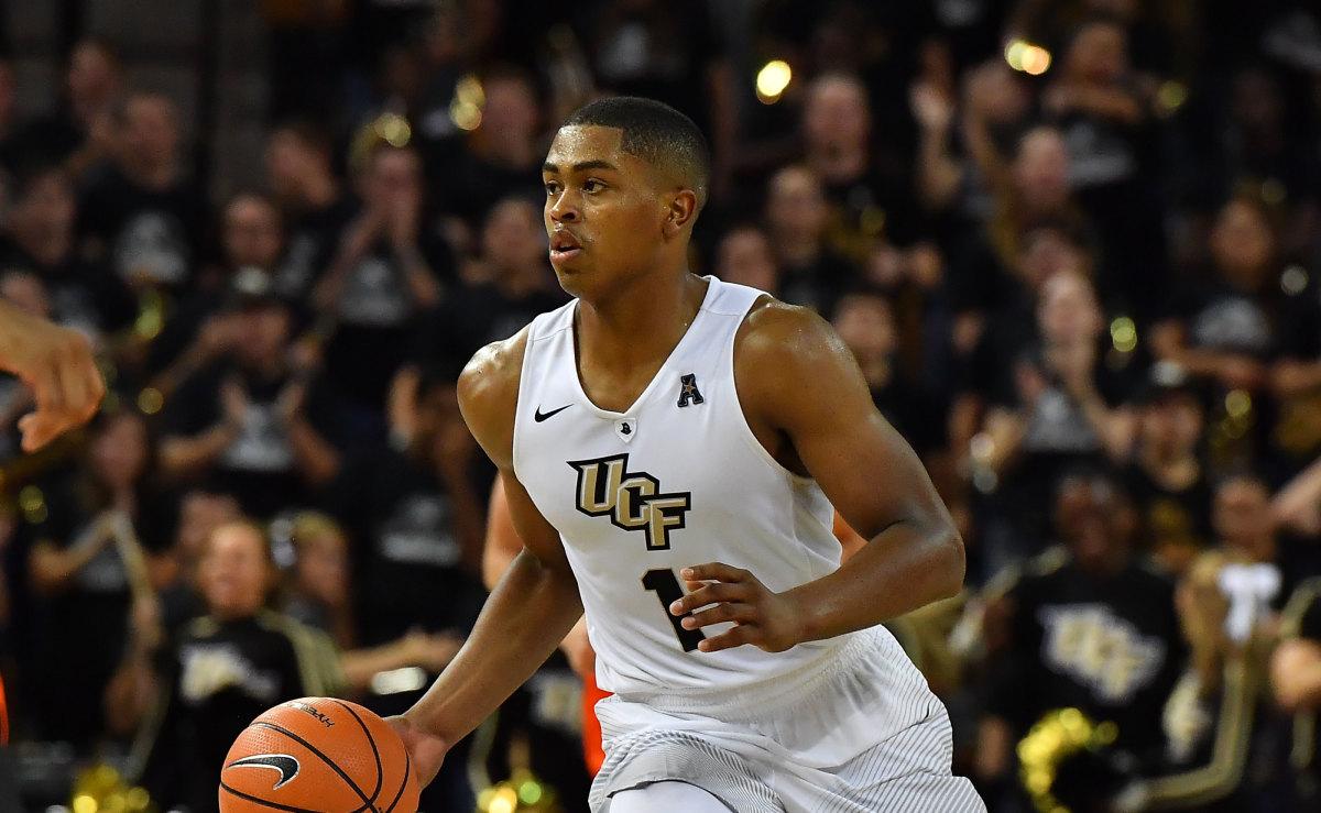 UCF Basketball: B.J. Taylor