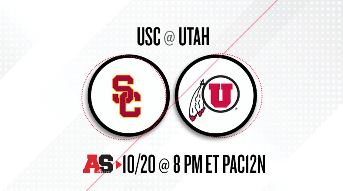 USC Trojans vs. Utah Utes Prediction and Preview