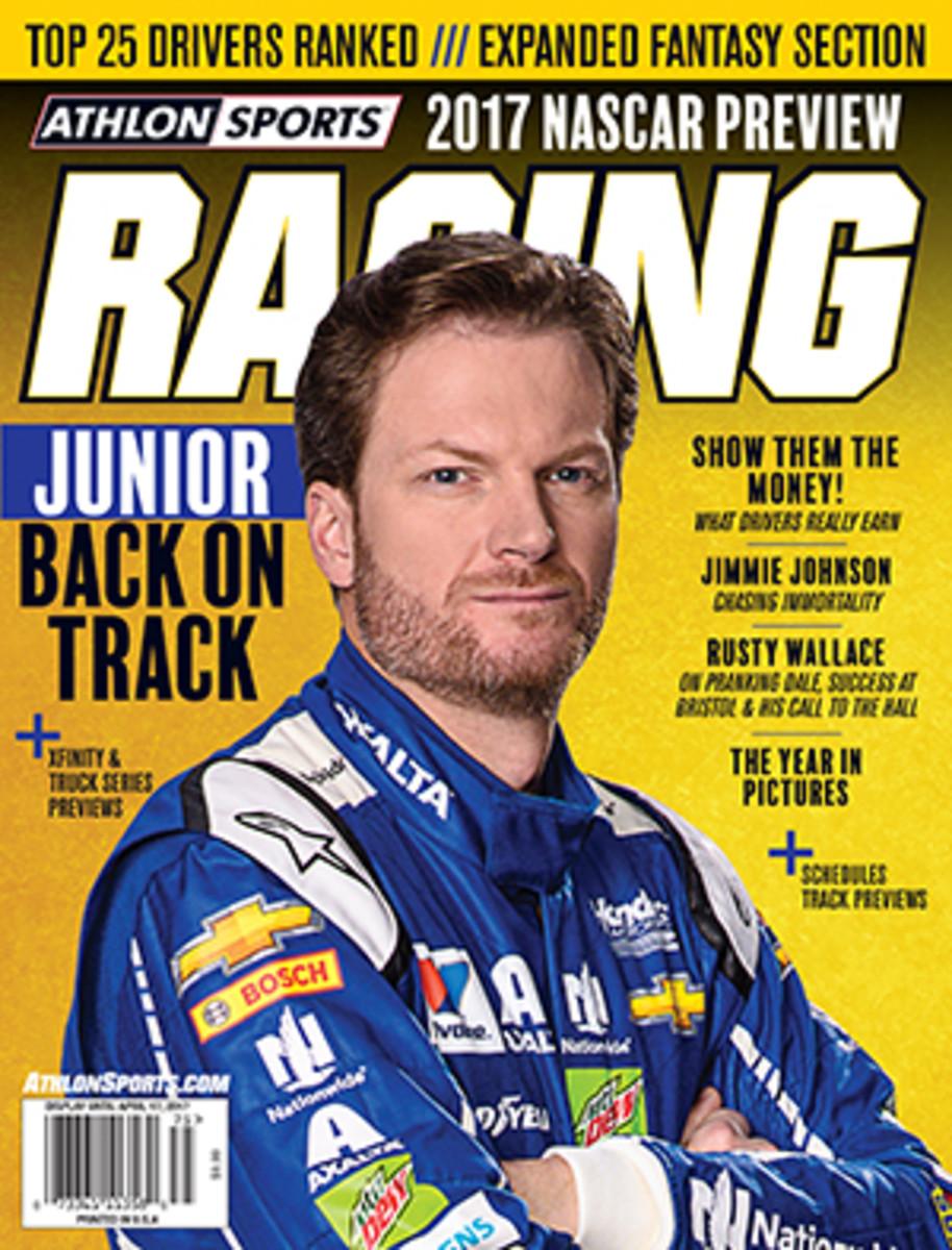 2017 NASCAR Preview Magazine