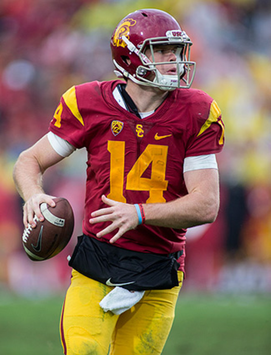Sam Darnold, USC QB