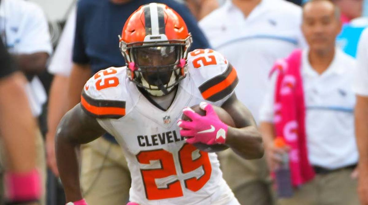 DraftKings and FanDuel Best Lineups for Week 4 NFL Daily Fantasy Football: Duke Johnson