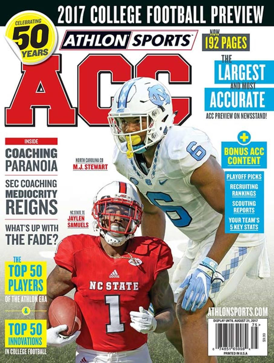 Duke Football/ACC Magazine