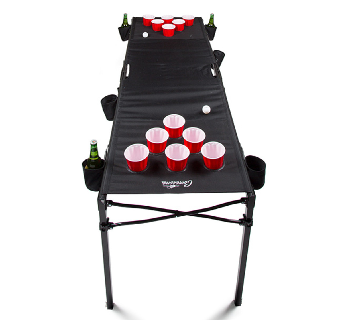 Tailgating Gear: Camerons Portable Beer Pong Table