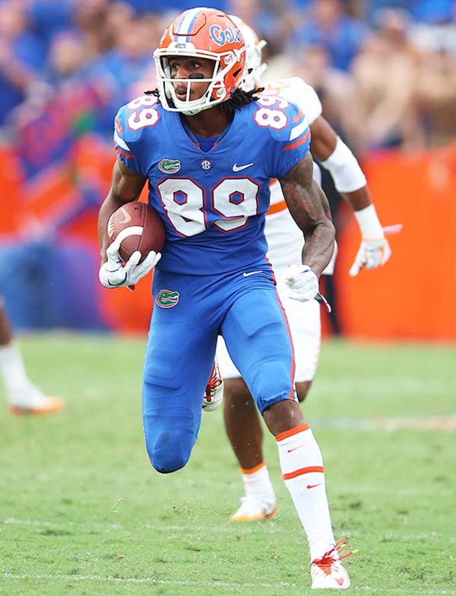 Tyrie Cleveland College Football
