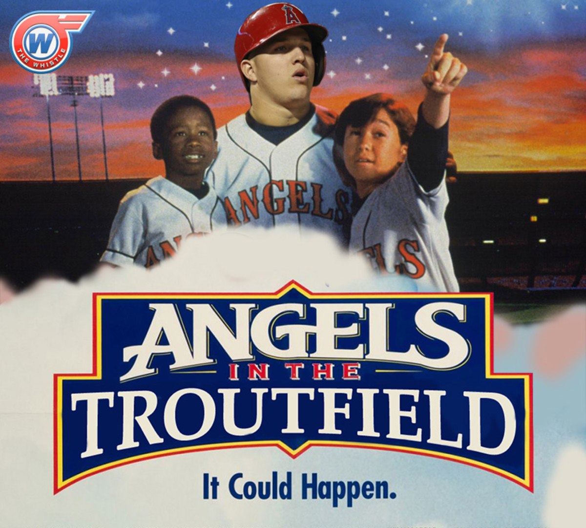 Angels in the Troutfield