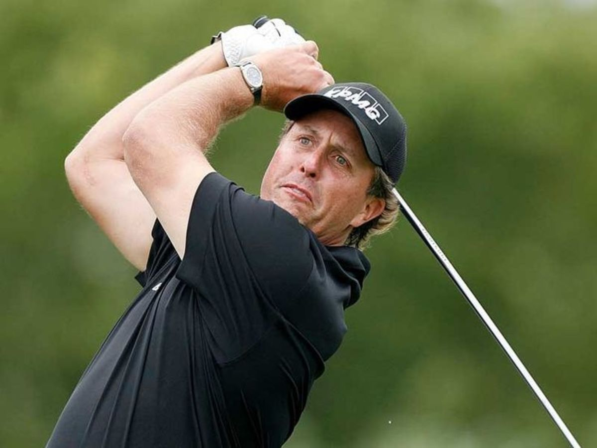 Phil Michelson is a great fantasy pick at the Greenbrier