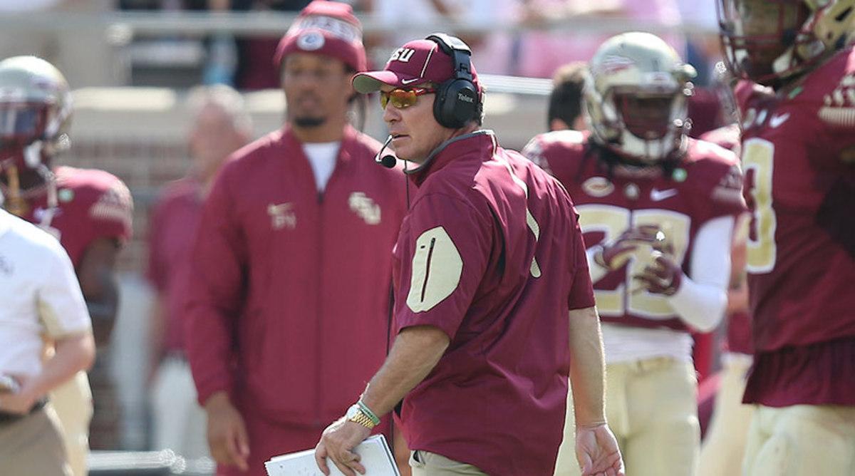 Jimbo Fisher, Florida State Seminoles Football