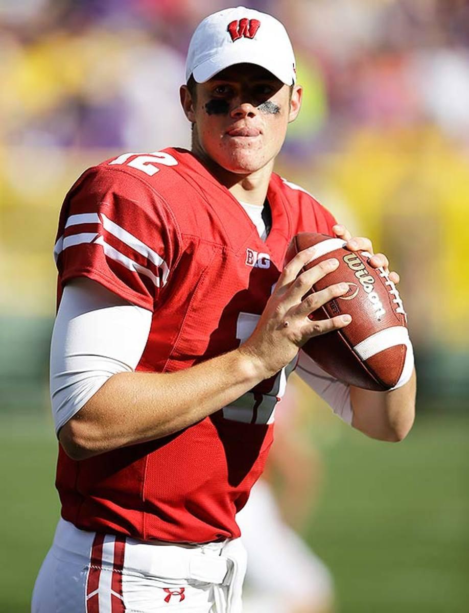Alex Hornibrook College Football