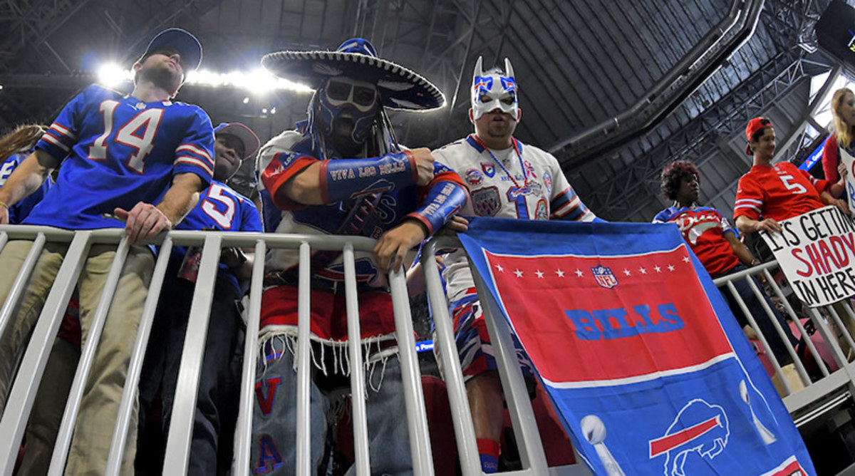 Buffalo Bills Fantasy Football Team Names