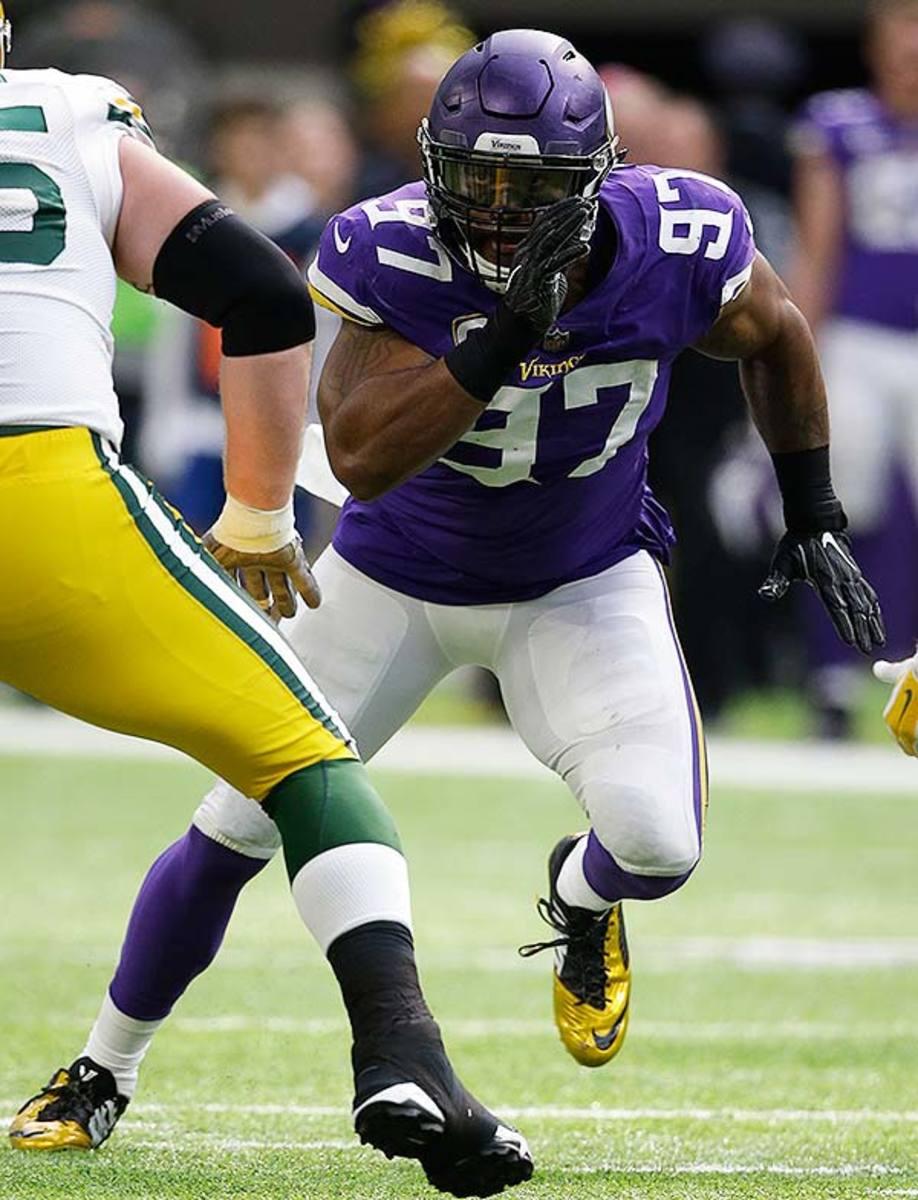 Minnesota Vikings DE Everson Griffen