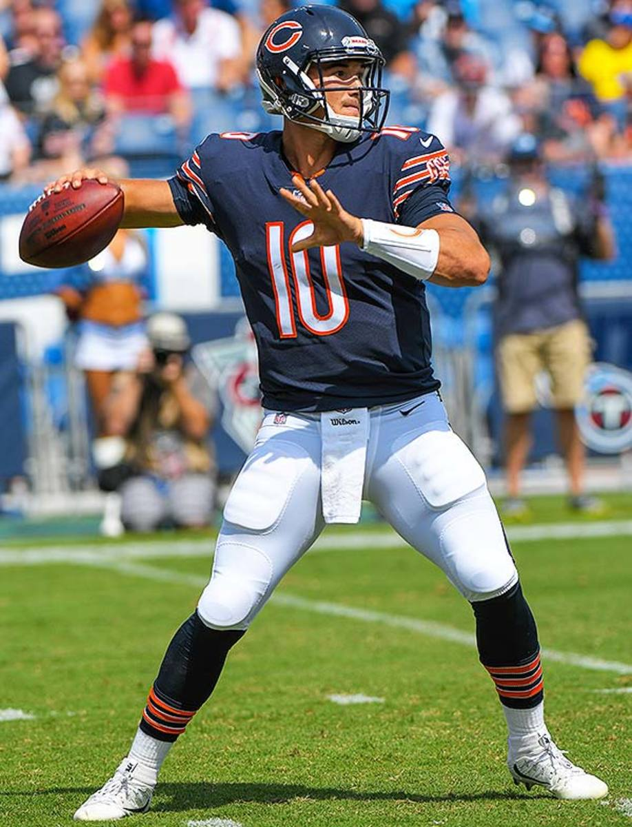 NFL Picks: Mitchell Trubisky