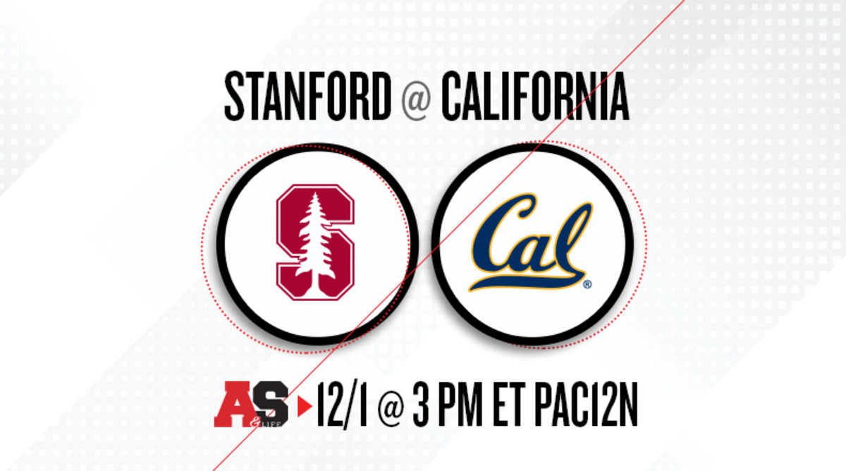 Stanford Cardinal vs. California Golden Bears Prediction and Preview